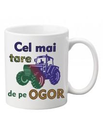 Cană - Cel mai tare tractorist