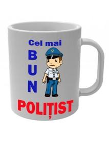 Cana - Cel mai bun politist