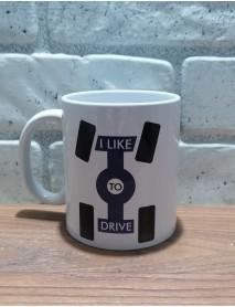 Cană - Like to drive