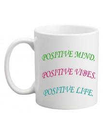 Cană - Positive mind