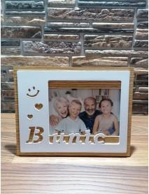 Rama foto pentru Bunic