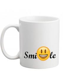 Cană personalizata - Smile
