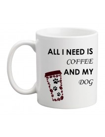 Cană - All I need is cofee