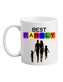 Cană - Best family