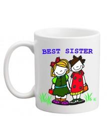 Cană - Best sisters