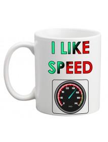 Cană - I like speed