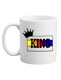 Cană - King