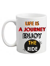 Cană - Life is a journey