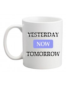 Cană - Yesterday now tomorrow