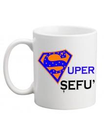 Cană - Super Șefu