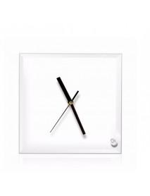 Ceas personalizat din sticlă 20cm