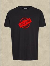 tricou personalizat negru - Exclusive