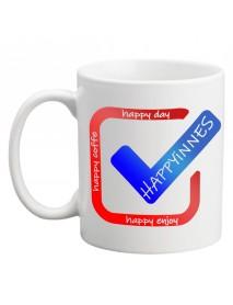 Cană personalizată - Happinnes