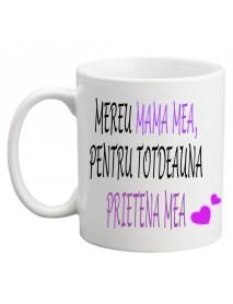 Cana - Mereu mama mea