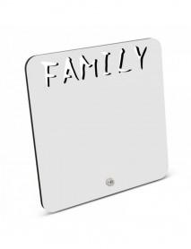 Tablou personalizat mdf Family
