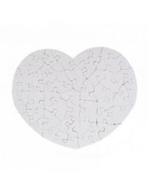 Puzzle inimioară 24 piese