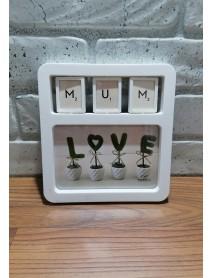 Ramă foto personalizată - Mom